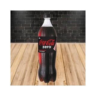 Coca zero 1L